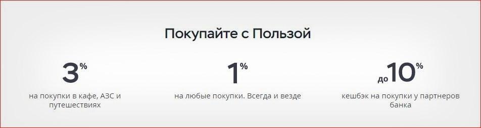 Проценты Пользы